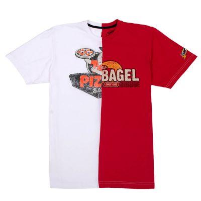 Bagel Bites Split Vintage T-shirt