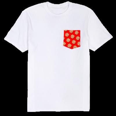 Bagel Bites Pocket T-shirt
